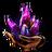 夏乌拉的纯净裂隙之石